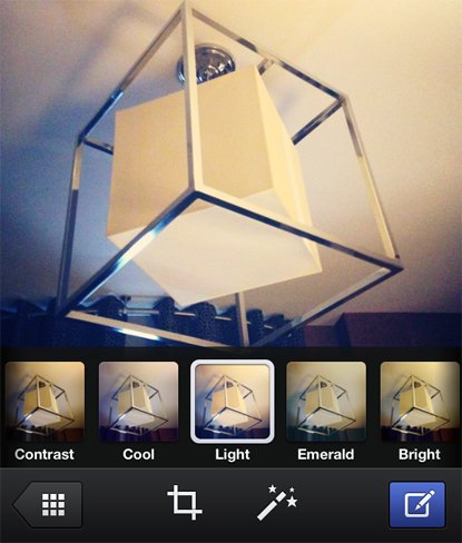 Nueva alternativa a Instagram: Facebook Cámera